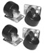 equipment rack casters