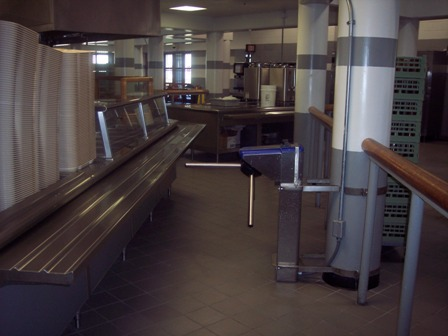 Turnstiles And Card Access And Cctv References