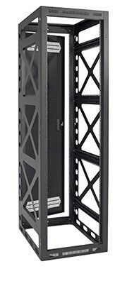Gangable seismic rated rack for ANCHORAGE or ANCHORAGE & RACK qualificatio