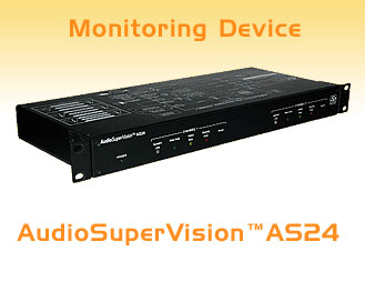 Monitor your Soundmasking, Paging or Soundmasking Music System